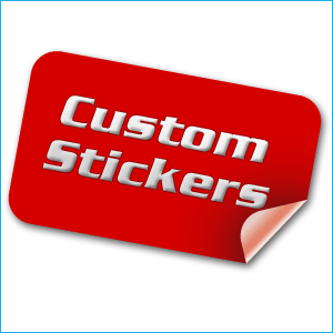 Custom Sticker Printing In Sacramento The Print Center - Where to print stickers